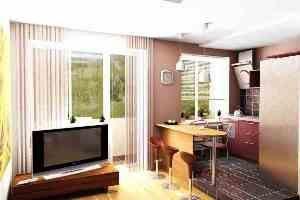 47 Фото-варіантів оригінального дизайну однокімнатної квартири-хрущовки 30 кв. М