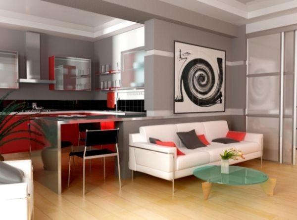 дизайн однокімнатної квартири хрущовки 32 кв м фото