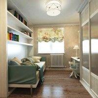 дизайн 1-кімнатної квартири хрущовки 30 кв м фото