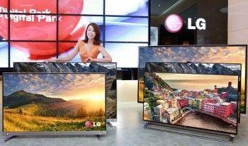 4k-телевізори LG стануть доступніші