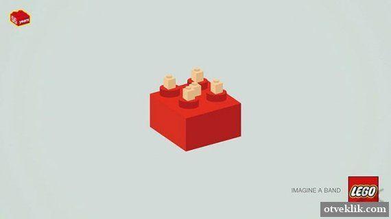 55 загадок від LEGO