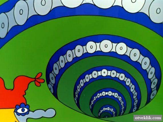 6 самих психоделічних радянських мультфільмів