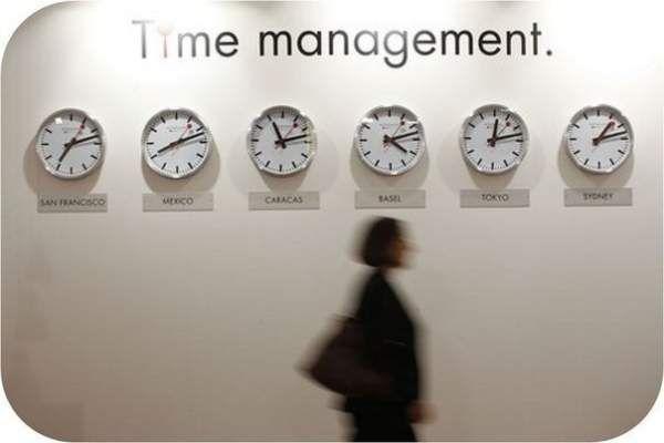 6 законів тайм-менеджменту