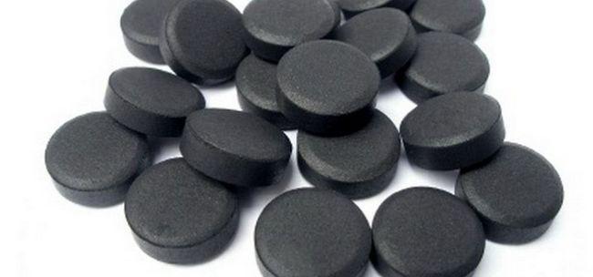 Активоване вугілля: користь і шкода