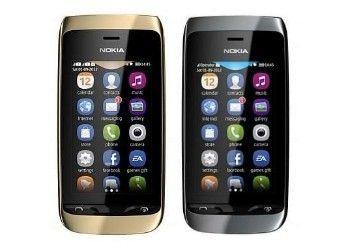 Анонсовані Nokia Asha 308 і 309