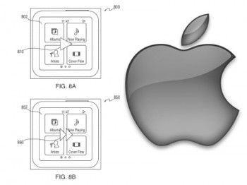Apple запатентував нову систему мультитач