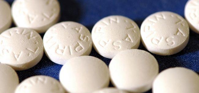Аспірин: користь і шкода