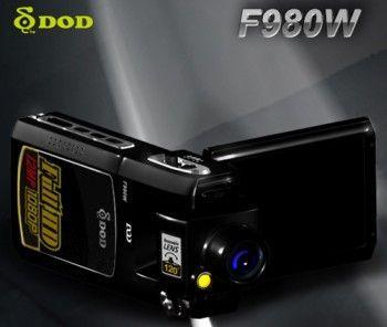 Автомобільний відеореєстратор dod f980w