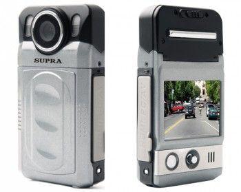Автомобільний відеореєстратор supra scr-500