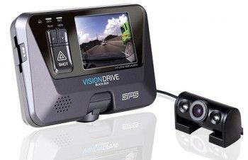 Автомобільний відеореєстратор visiondrive vd-7000w