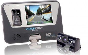 Автомобільний відеореєстратор visiondrive vd-8000hds