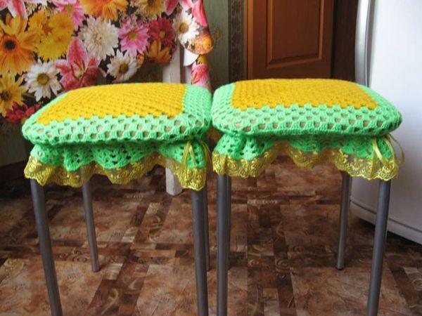 чохли на стільці на кухню фото 2