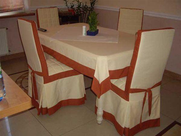 чохли на кухонні стільці зі спинкою фото 6