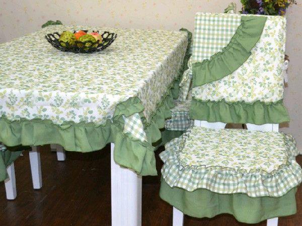 чохли на кухонні стільці зі спинкою фото 10