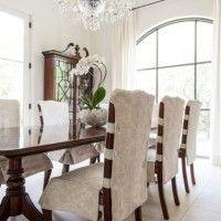 чохли для стільців на кухню фото 11