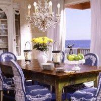 чохли для стільців на кухню фото 24