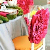 чохли для стільців на кухню фото 25