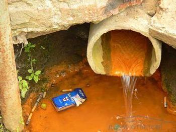 Що робити, якщо в свердловині іржава вода?