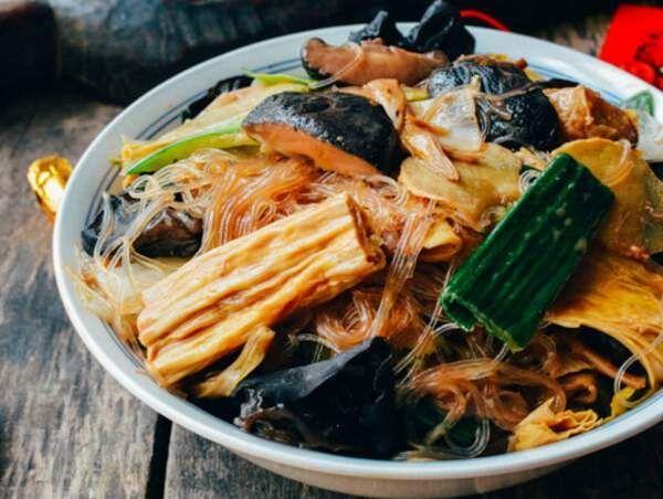 Що їдять на китайський новий рік