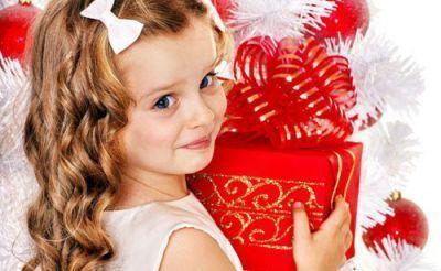 Що подарувати дівчинці на новий рік