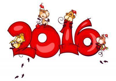 2016 рік - рік червоної (вогненної) мавпи