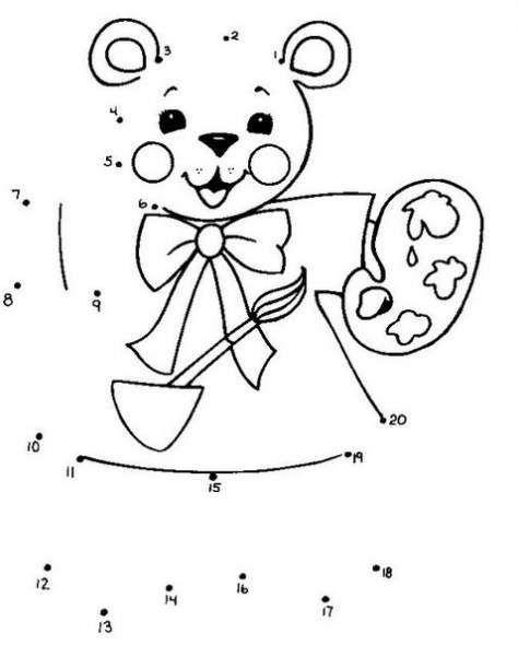 Дитячі математичні розмальовки