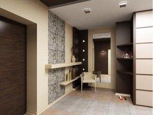 Дизайн малогабаритної прихожей в квартирі: фото, поради з оформлення, нюанси і «підводні камені»