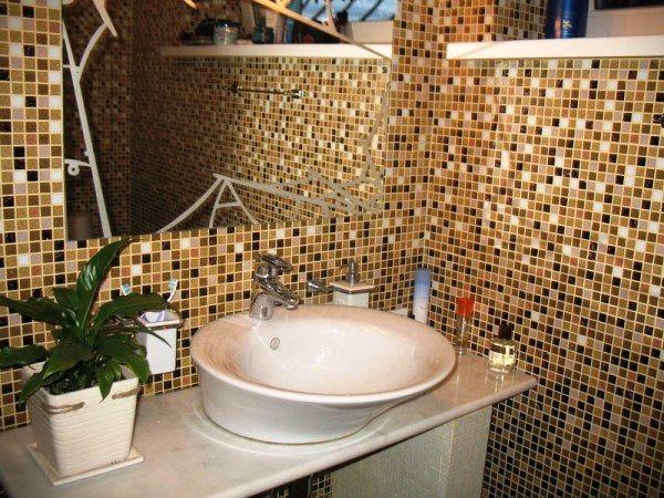 мозаїка у ванній кімнаті хрущовка дизайн фото