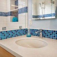 мозаїка у ванній дизайн фото 46