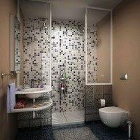 мозаїка у ванній дизайн фото 24