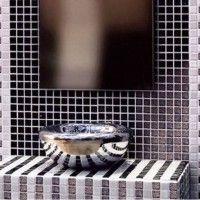 мозаїка у ванній дизайн фото 47