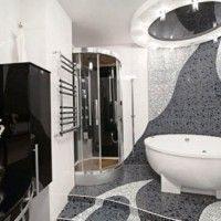 мозаїка у ванній дизайн фото 28