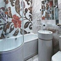 мозаїка у ванній дизайн фото 25