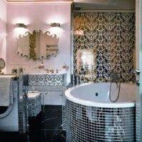 мозаїка у ванній дизайн фото 22