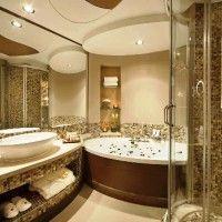 мозаїка у ванній дизайн фото 14
