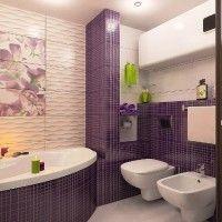 мозаїка у ванній дизайн фото 8