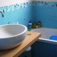 мозаїка у ванній дизайн фото 49