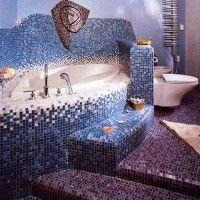 мозаїка у ванній дизайн фото 18
