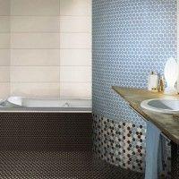 мозаїка у ванній дизайн фото 51