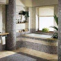 мозаїка у ванній дизайн фото 33