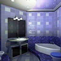 мозаїка у ванній дизайн фото 38