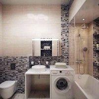 мозаїка у ванній дизайн фото 26