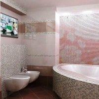 мозаїка у ванній дизайн фото 20
