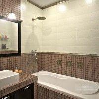 мозаїка у ванній дизайн фото 29