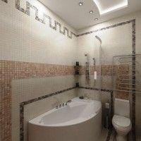 мозаїка у ванній дизайн фото 3
