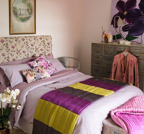 бузкова спальня фото