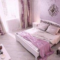 бузкова спальня фото 42