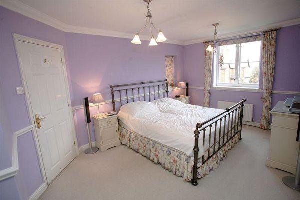 спальня в бузкових тонах фото і ідеї дизайну бузкової спальні