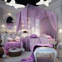 бузкова спальня фото 45