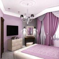бузкова спальня фото 23